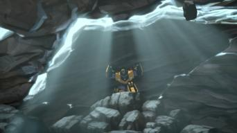 Transformers: Robots in Disguise: Season 1: Can You Dig It?