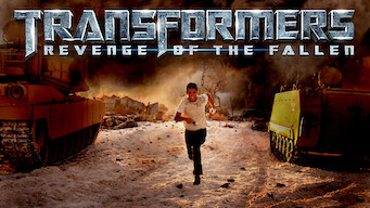 Is Transformers Revenge Of The Fallen 2009 On Netflix France