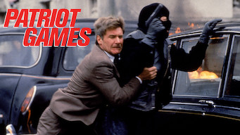 Is Patriot Games 1992 On Netflix Hong Kong