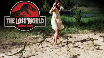 Is The Lost World Jurassic Park 1997 On Netflix Australia